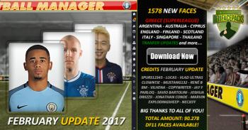DF 11 Update February 2017
