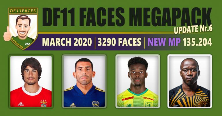 DF 11 Update March 2020
