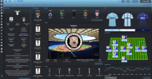 Football Manager skin DF11 2018