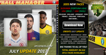 DF 11 Update August 2017