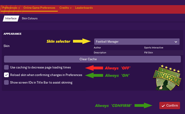 Best Football Manager 2020 facepacks